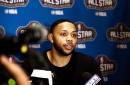 NBA 3-point Contest 2017: Eric Gordon beats Kyrie Irving in overtime showdown