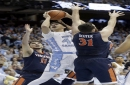 Jackson, No. 10 Tar Heels roll past No. 14 Cavaliers 65-41 The Associated Press