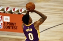 Nick Young jokingly blamed Jordan Clarkson for his 3-point contest loss
