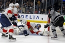 Panthers in playoff position after 3-2 win over Kings The Associated Press