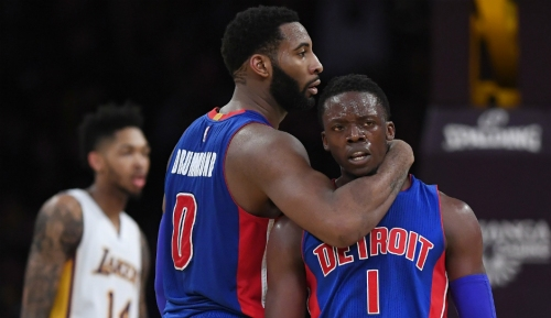 NBA Trade News: Pistons' Reggie Jackson Captures Interest of Magic