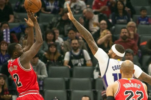 Jerian Grant is developing into just what the Bulls need