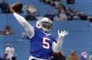 Wouldn't Tyrod Taylor be another RG3 for the Browns? Hey, Mary Kay!