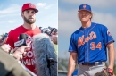 Bryce Harper isn't laughing off Syndergaard's 'douche' rip