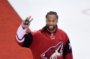 Larry Fitzgerald's greatness, Chandler Jones contract news and more