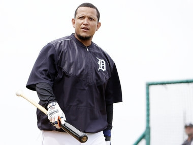Miguel Cabrera, a man without a country, coped with offseason melancholy