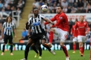 'Superb': How Shola Ameobi has made a flying start to life with the other Magpies