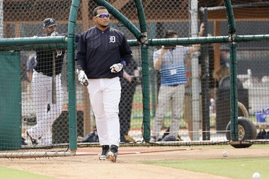 Miguel Cabrera adds boxing to winter repertoire