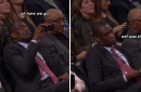 4 things we appreciate about Dikembe Mutombo's disappointed NBA Dunk Contest reaction