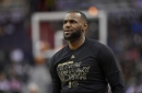 LeBron James not ready to give up Eastern Conference throne