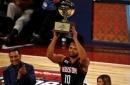 Houston Rockets: Eric Gordon Wins 2017 3-Point Contest