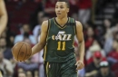 Utah Jazz: Trey Lyles Loses As Dante Exum Improves