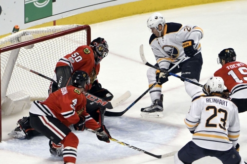 Sabres vs Blackhawks Preview: A happy send-off going into the bye week?