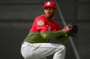 Unique but refined delivery key for Amir Garrett