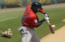Rusney Castillo adjusted his swing over the winter, hoping for better results with Red Sox