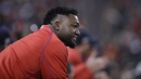 David Ortiz, retired Boston Red Sox DH, shares