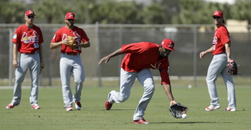 Dexter Fowler fitting in perfectly with St. Louis Cardinals