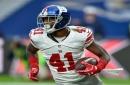 Giants not trading DRC, Branden Albert headed to Jacksonville: report