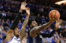 Foster's 35 points leads No. 20 Creighton in win over Hoyas