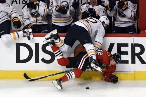 Sabres vs Blackhawks Game Thread
