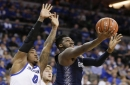 Foster's 35 points leads No. 20 Creighton in win over Hoyas The Associated Press
