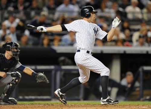 Gardner stays in pinstripes, Frazier takes his cuts