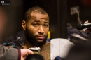 Kings and Pelicans reportedly having discussions about DeMarcus Cousins
