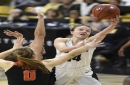 Sydney Wiese, No. 11 Oregon State Beavers pull away from Utah Utes in 4th quarter