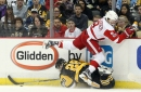 Penguins vs. Red Wings: Pittsburgh isn't sharp, loses 5-2 to Detroit