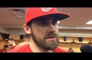 Red Wings' Henrik Zetterberg: 'We're not giving up'