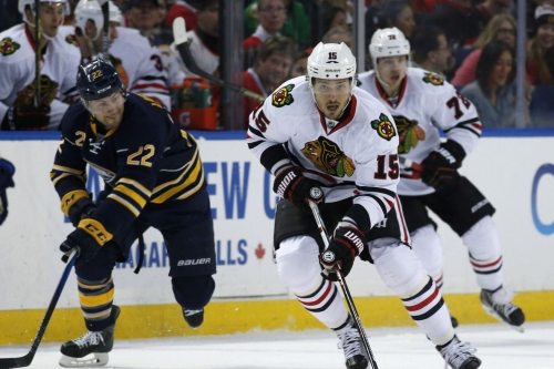 Blackhawks vs. Sabres game thread: Part 2
