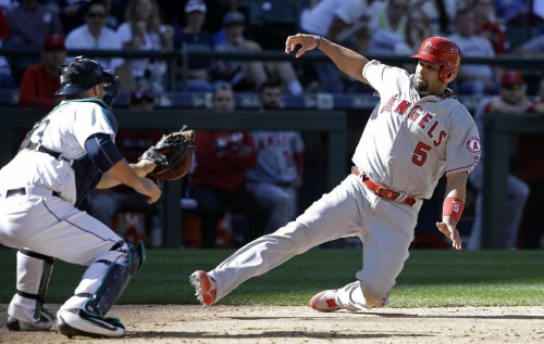 Albert Pujols is ramping up recovery from surgery for Angels The Associated Press