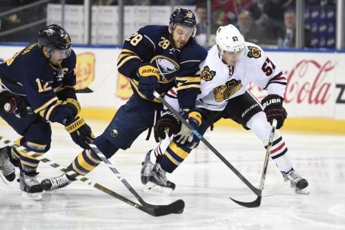Blackhawks vs. Sabres game thread: Part 3