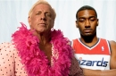 Ric Flair called John Wall 'one of the best' during NBA All-Star weekend