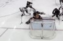 Patrick Kane dekes out Sabres goalie for highlight reel goal