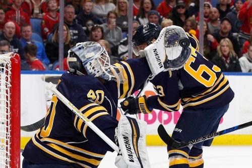 Recap: Blackhawks spank Sabres