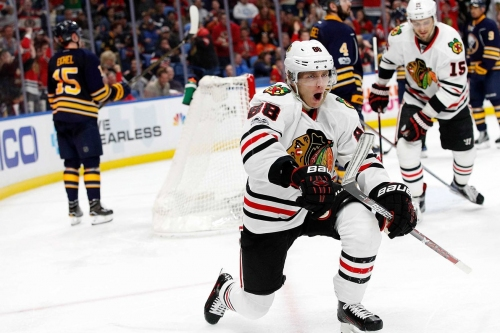 Blackhawks vs. Sabres final score 2017: Chicago's game comes together in 5-1 blowout