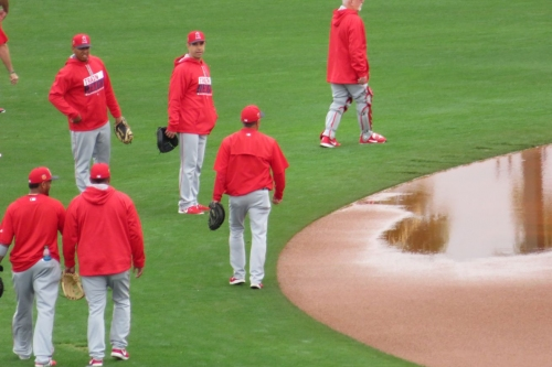 Angels Spring Training: First Full Squad workout delayed again