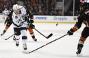 Manson scores lone goal as Gibson, Ducks shut out Kings 1-0 The Associated Press