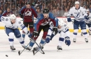 Lightning strike thrice, beat Avalanche in overtime