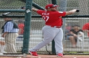 Cardinals' Peralta has luxury of time this spring