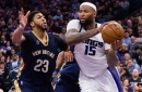 Sacramento Kings trade DeMarcus Cousins away to New Orleans Pelicans for peanuts. Mass hysteria ensues.