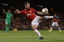 Juan Mata reacts to Manchester United FA Cup draw vs Chelsea