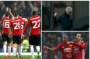 Manchester United players Henrikh Mkhitaryan and Ashley Young set standard for teammates