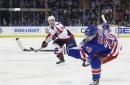 Rangers Vs. Capitals: Mac And Hank