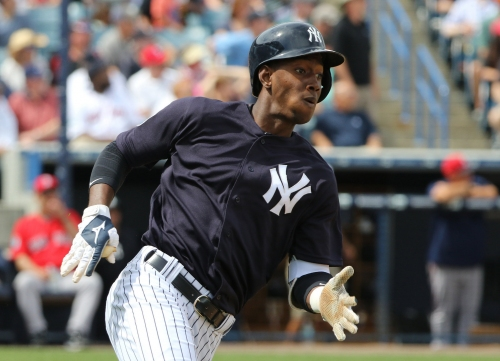 Yankees' Jorge Mateo expects more work at new position