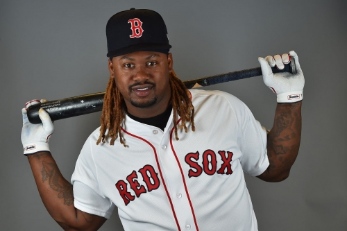 Taking a trip through Red Sox picture day