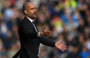 Guardiola gives fitness update on Man City defenders Clichy and Kompany