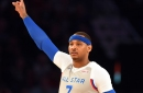 The Carmelo Anthony trade rumors are all (thankfully) dying out