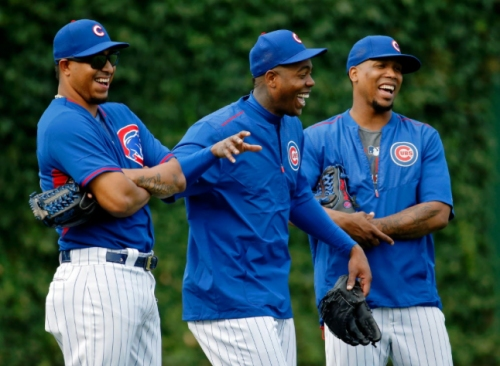 Rondon, Strop put injuries, reduced playoff roles behind them